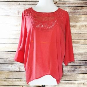 Urban Outfitters Pins & Needles Dolman blouse